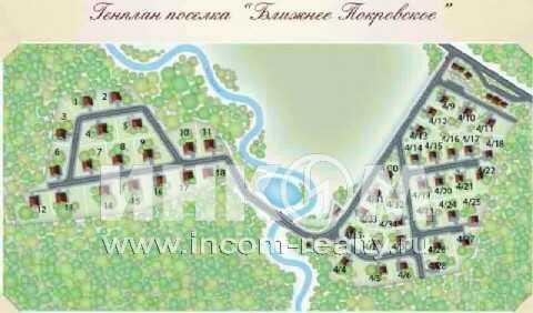 ЖК Ближнее Покровское